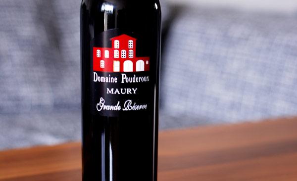 VDN – Domaine Pouderoux 2003