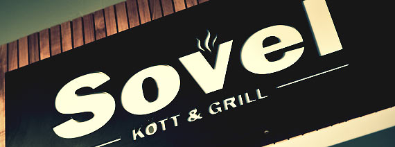 Sovel Kött & Grill – en ny favorit