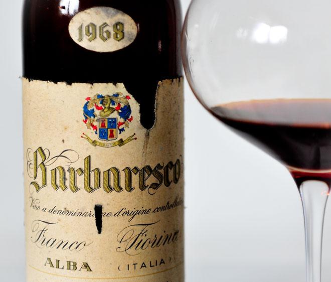 Franco Fiorina Barbaresco 1968