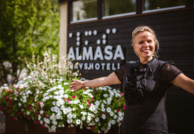 Välkommen till Almåsa Havshotell