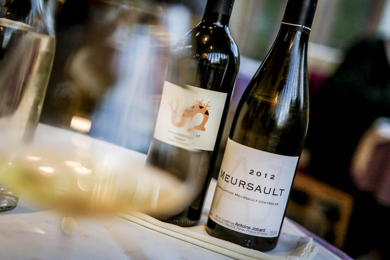 Vin från Hannes Sabathi & Antoine Jobard